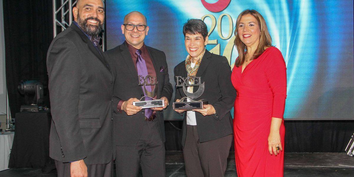 De la Cruz & Associates y ASC ganan Premio Excel