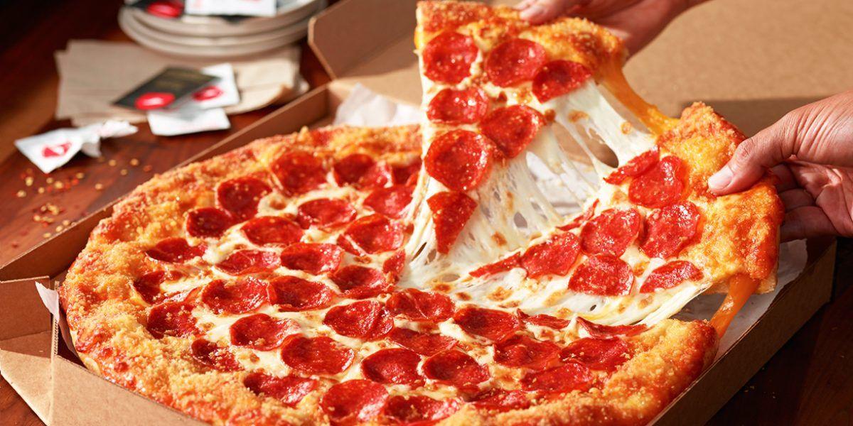 Pizza Hut® lanza Grilled Cheese Stuffed Crust Pizza