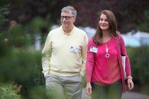 ¿Por qué el hombre más rico del mundo no le dejará dinero a sus hijos?. Imagen Por: Getty Images