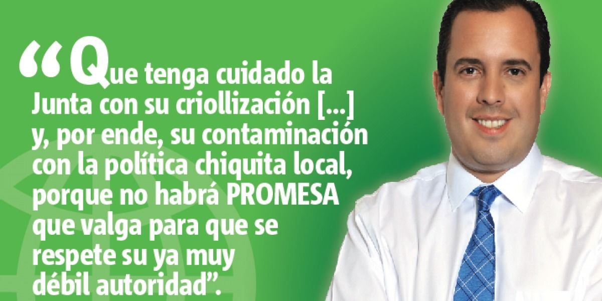 La Junta, de Federal a Criolla