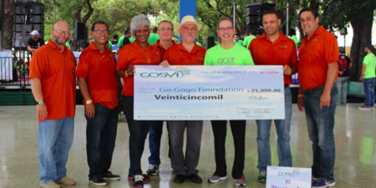 COSVI Apoya la Fundación Pediátrica Go-GOGO