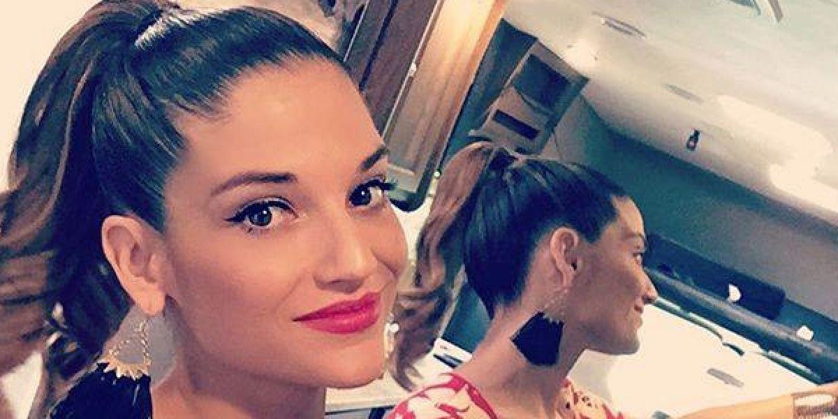 Natalia Jiménez comparte primera imagen de su hija