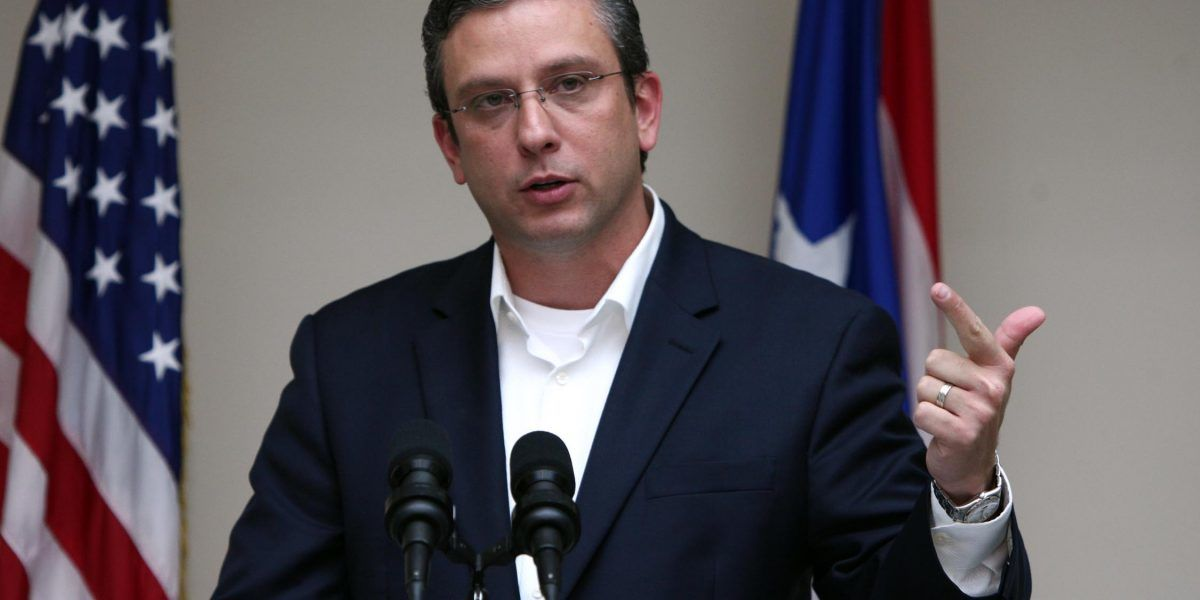 Gobernador sostiene reclamo ante funcionarios federales