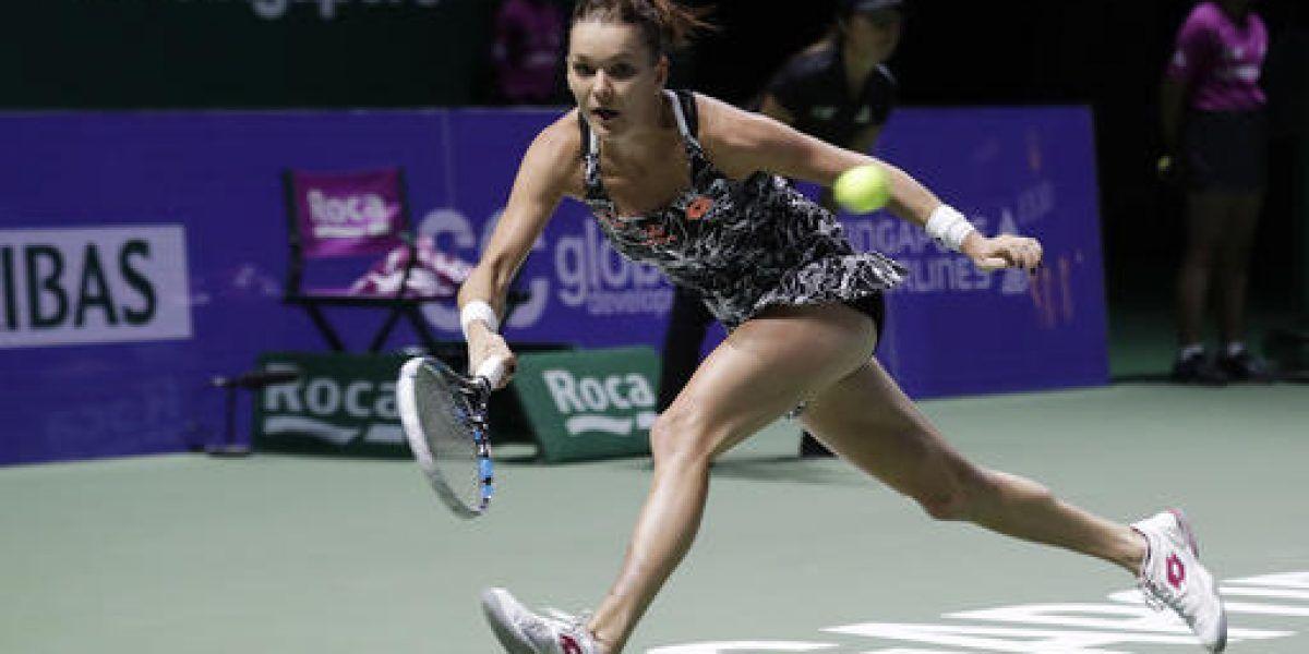 Radwanksa logra último boleto a semis en Copa WTA