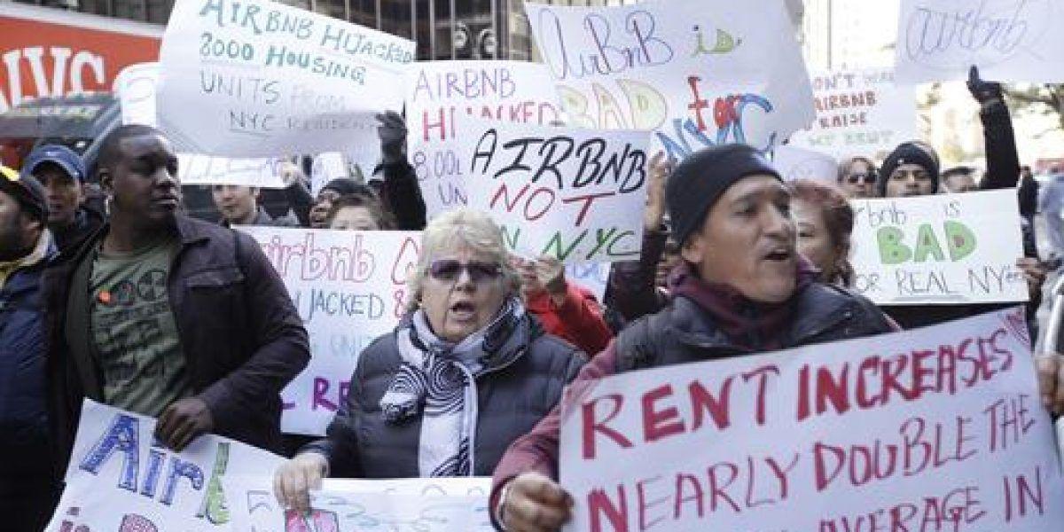 Francia aprueba impuestos sobre Airbnb