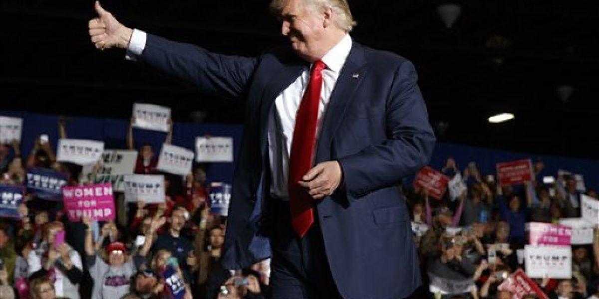Donald Trump es electo presidente de Estados Unidos