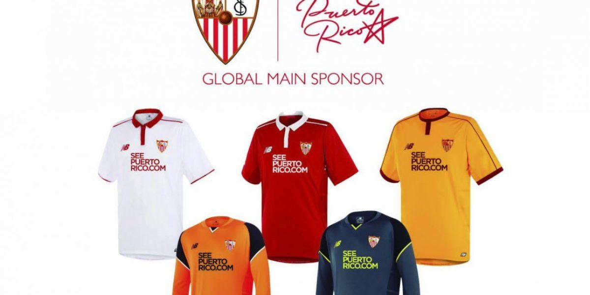 Turismo se convierte en patrocinador principal del Sevilla FC