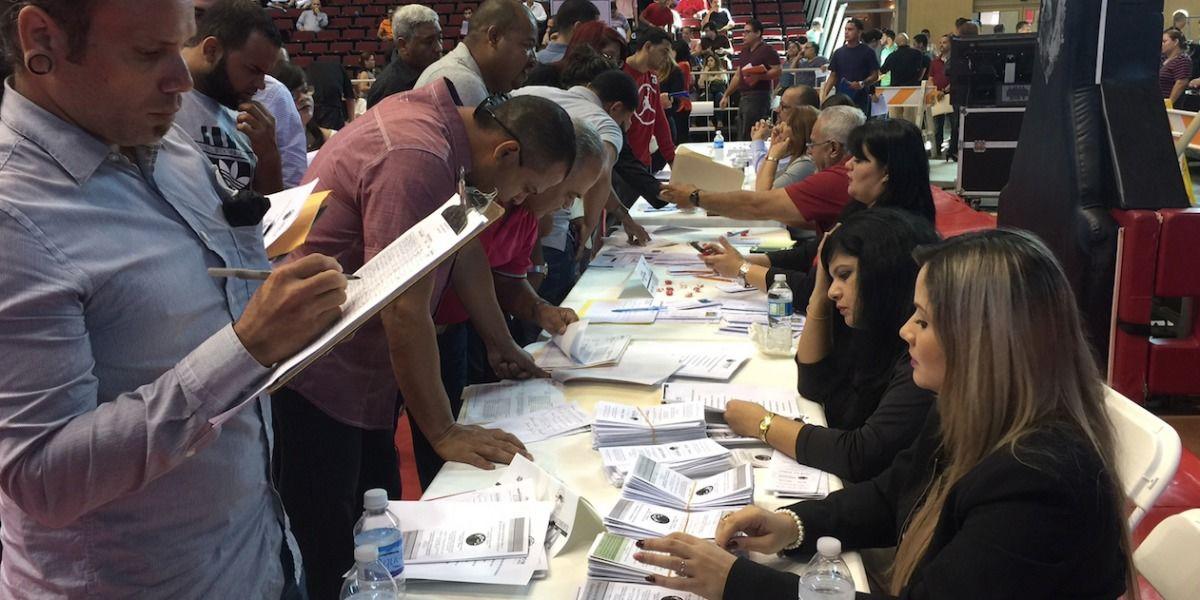 Reclutan personal para combatir el zika en Puerto Rico