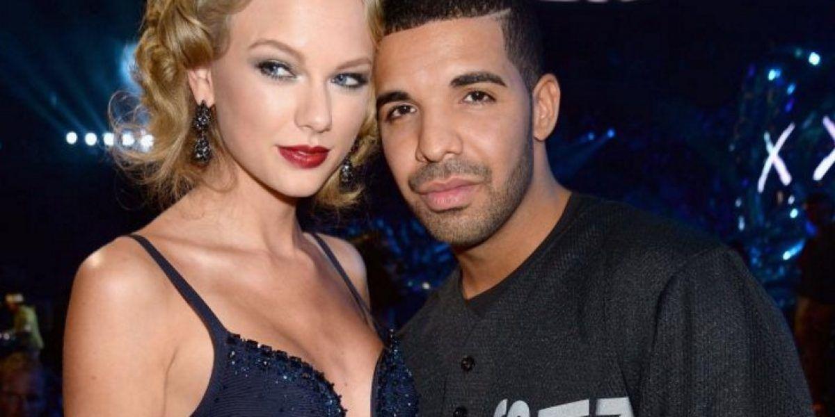 ¿Y Rihanna? Las cosas entre Drake y Taylor parecen ir muy en serio