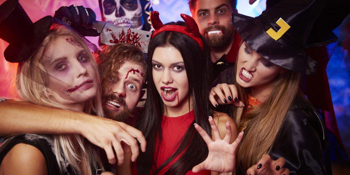 Es hora de encender tu espectro para Halloween