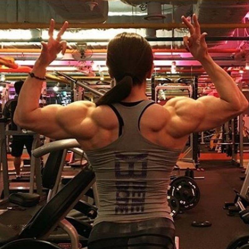 Mujer asiática tiene el cuerpo que la mayoria de los hombres quisiera tener. Imagen Por: Instagram