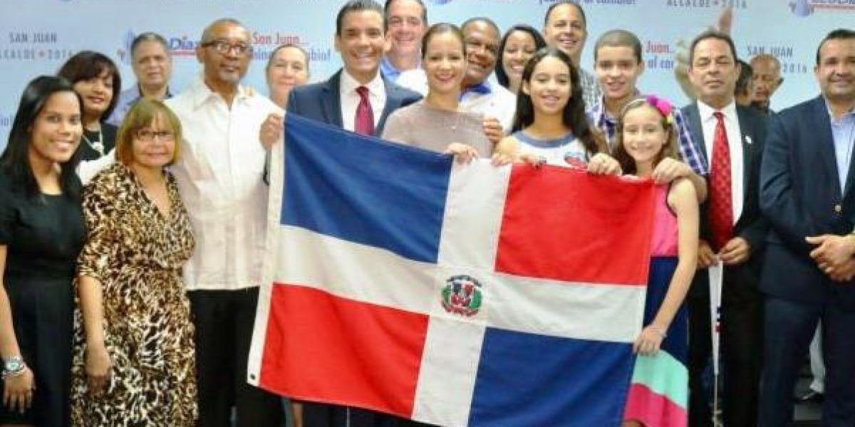 Grupos de comunidad dominicana endosan a