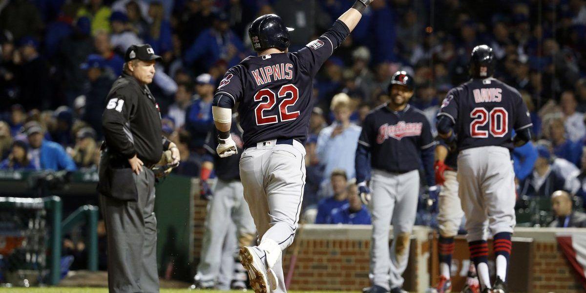 Cleveland, a un paso del World Series; aplasta 7-2 a Cachorros
