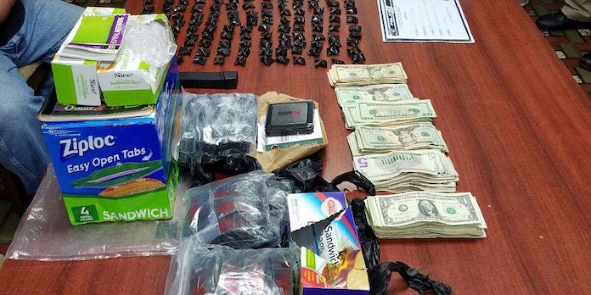Encarcelan a pareja sorprendida con gran cantidad de drogas en residencia de Aguadilla