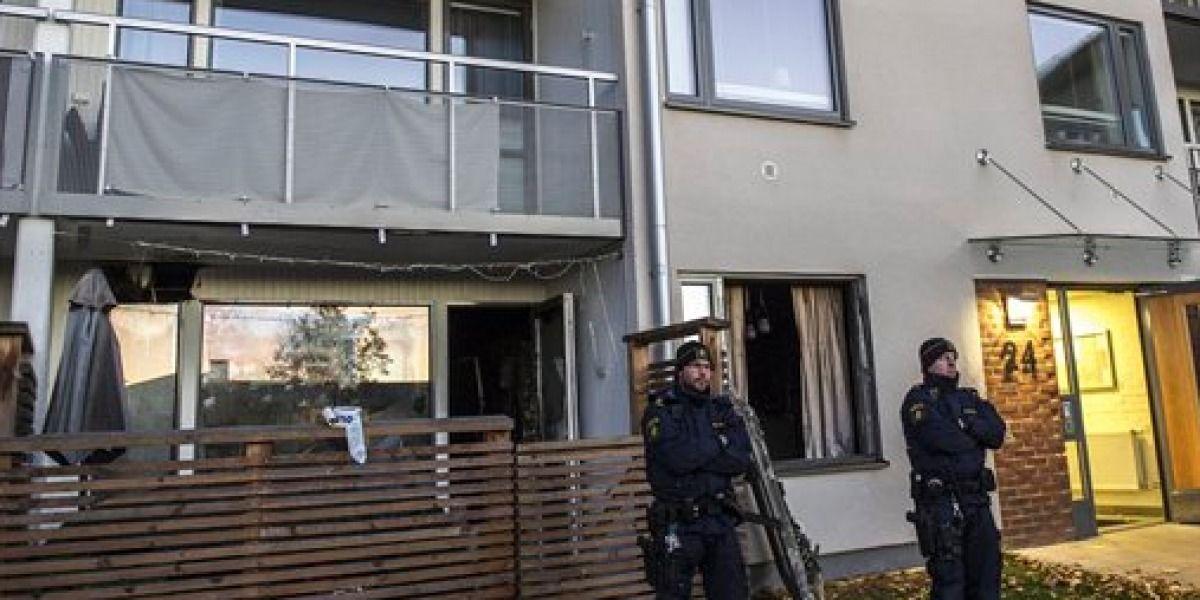 Cuatro muertos por incendio en Suecia