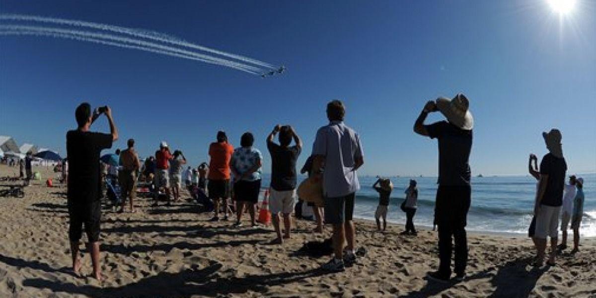 Aumentan las picaduras de mantarraya en playa de California