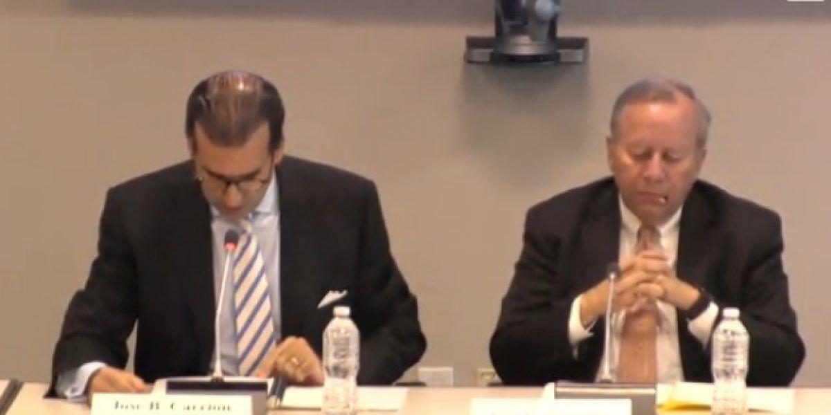 JCF presenta primeros candidatos a coordinador de revitalización