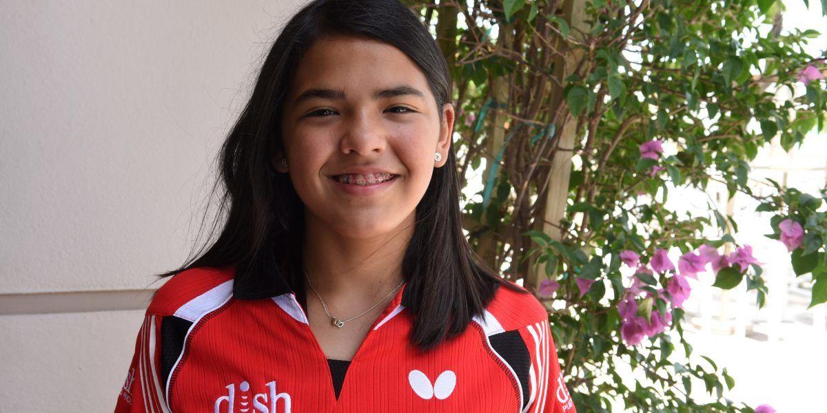 Adriana Díaz cumple sus 16 años