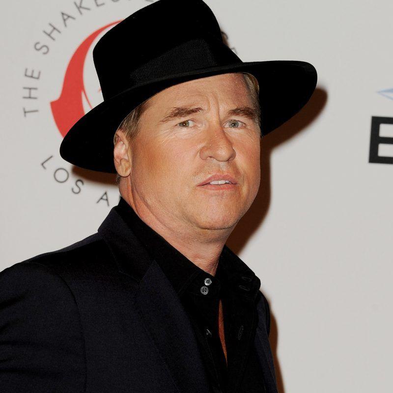 "Revelan que Val Kilmer, protagonista de ""Batman"", sufre cáncer. Imagen Por: Getty Images"