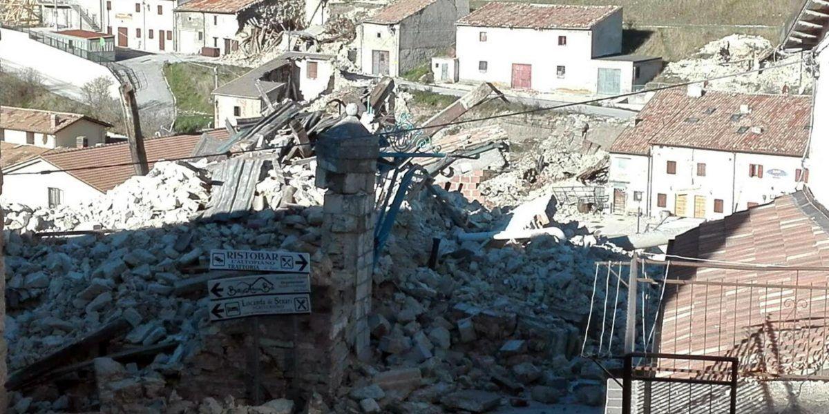 Miles claman por ayuda luego de terremoto en Italia