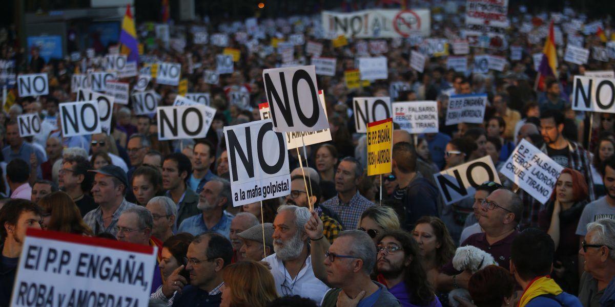 Gobernar en minoría será un reto para Rajoy