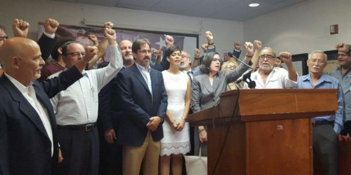 Independentistas no afiliados endosan inequívocamente a candidatos PIP