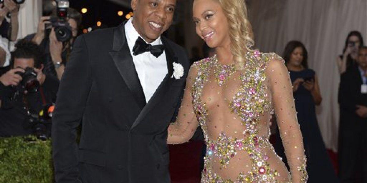 Beyonce y Jay Z se disfrazan de Barbie y Ken