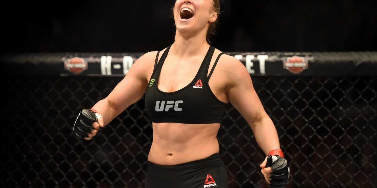Rousey: