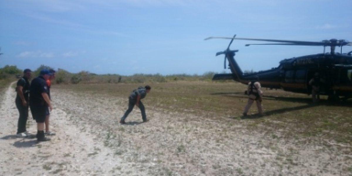 Detienen a 11 indocumentados cubanos que desembarcaron en Mona