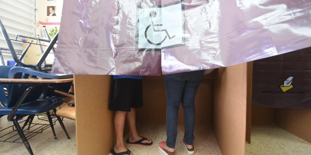 En desenlace el pleito de votos encamados