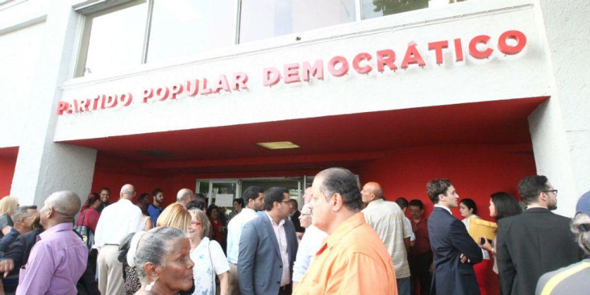 Soberanistas PPD buscarán asamblea apruebe boicot al plebiscito