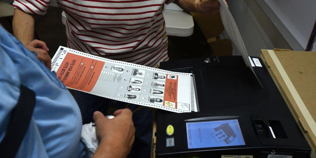 CEE se canta lista para el día de las elecciones
