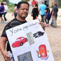 PROTESTA NO PAGA. Imagen Por: