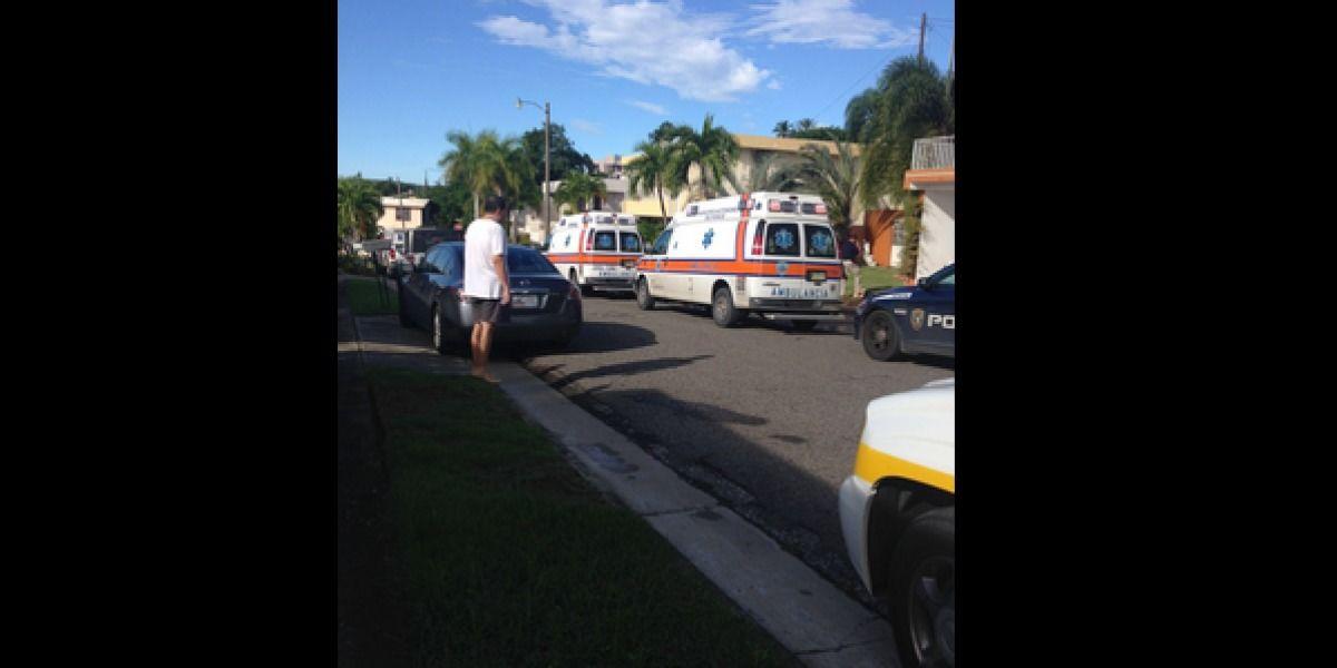 Hallan hombre y tres menores muertos en Ponce