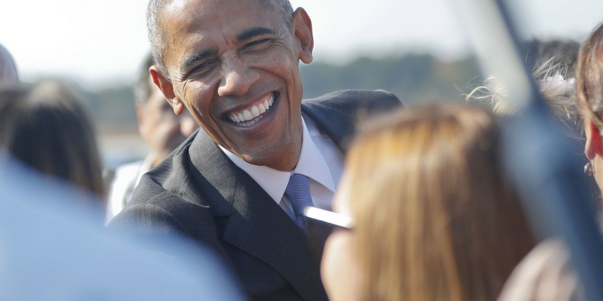 Obama busca impulsar el voto afroestadounidense para Clinton