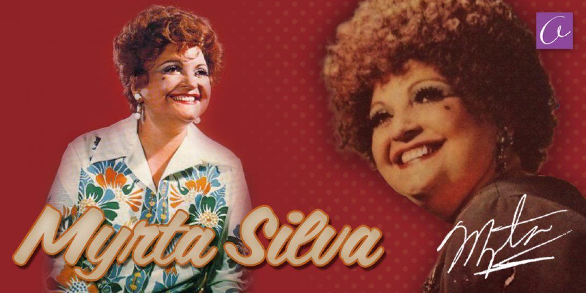 Dato Extraordinario de Myrta Silva