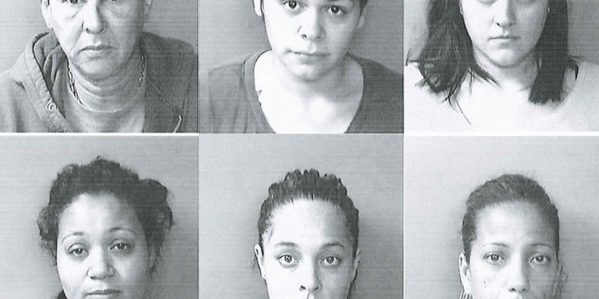 Arrestan organización criminal que falsificaba cheques