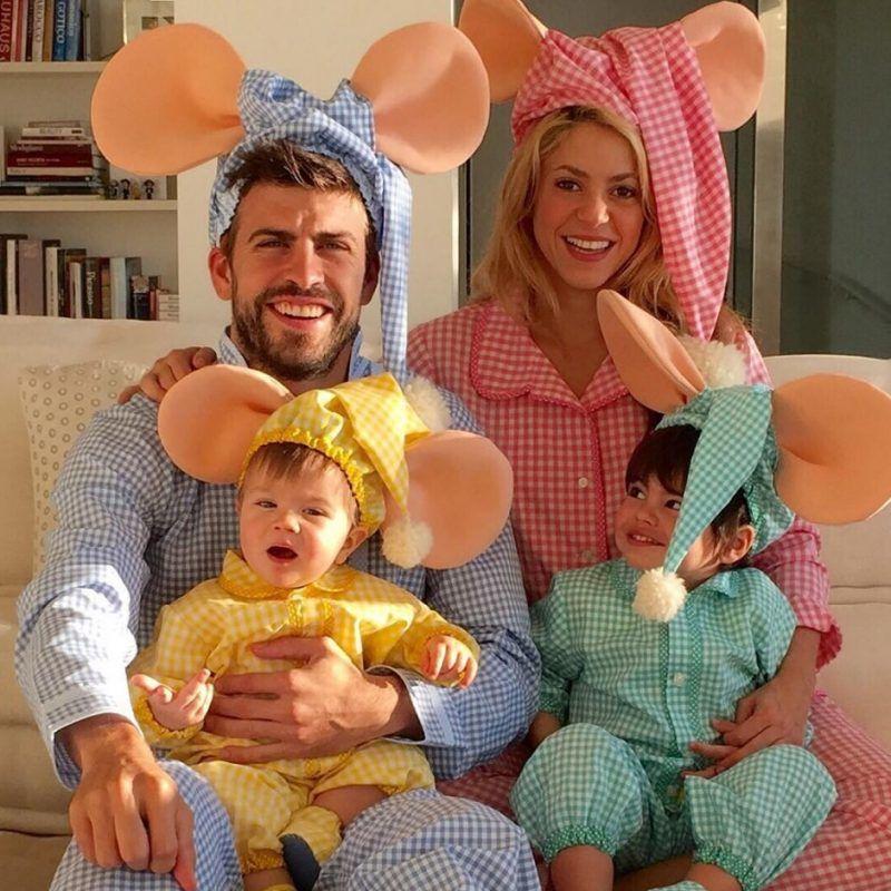 Hijo de Shakira fue internado en un hospital de Barcelona. Imagen Por: Vía instagram.com/shakira