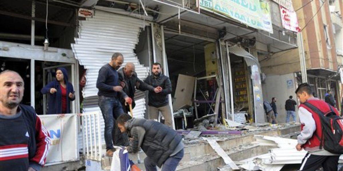 Ocho muertos tras explosión en Turquía