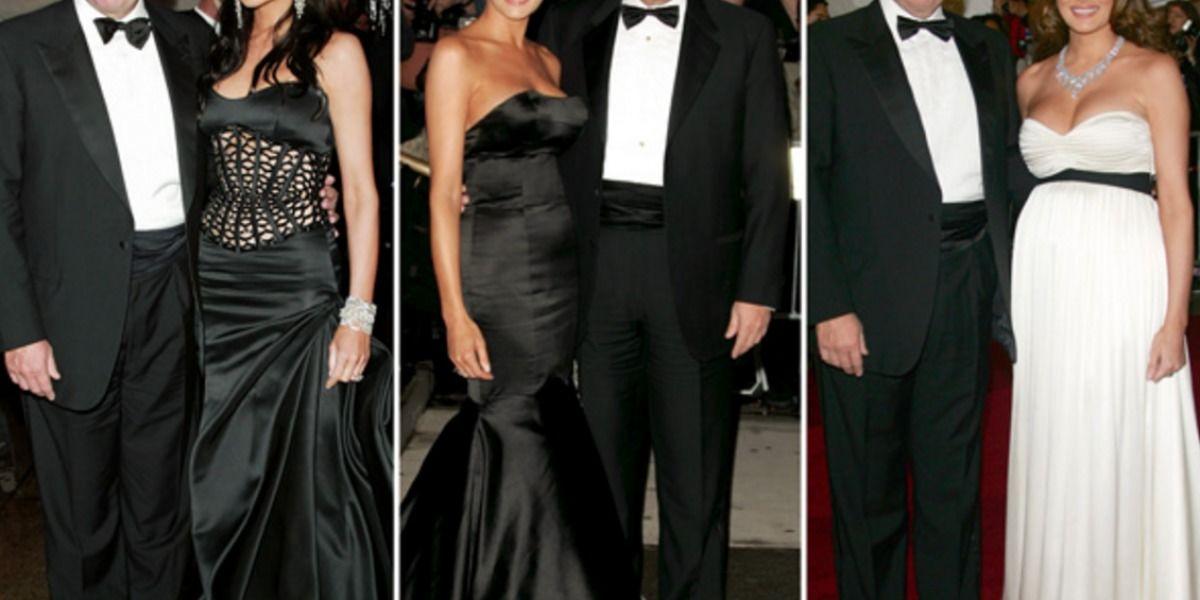 7 peculiares looks de Melania Trump antes de ser famosa