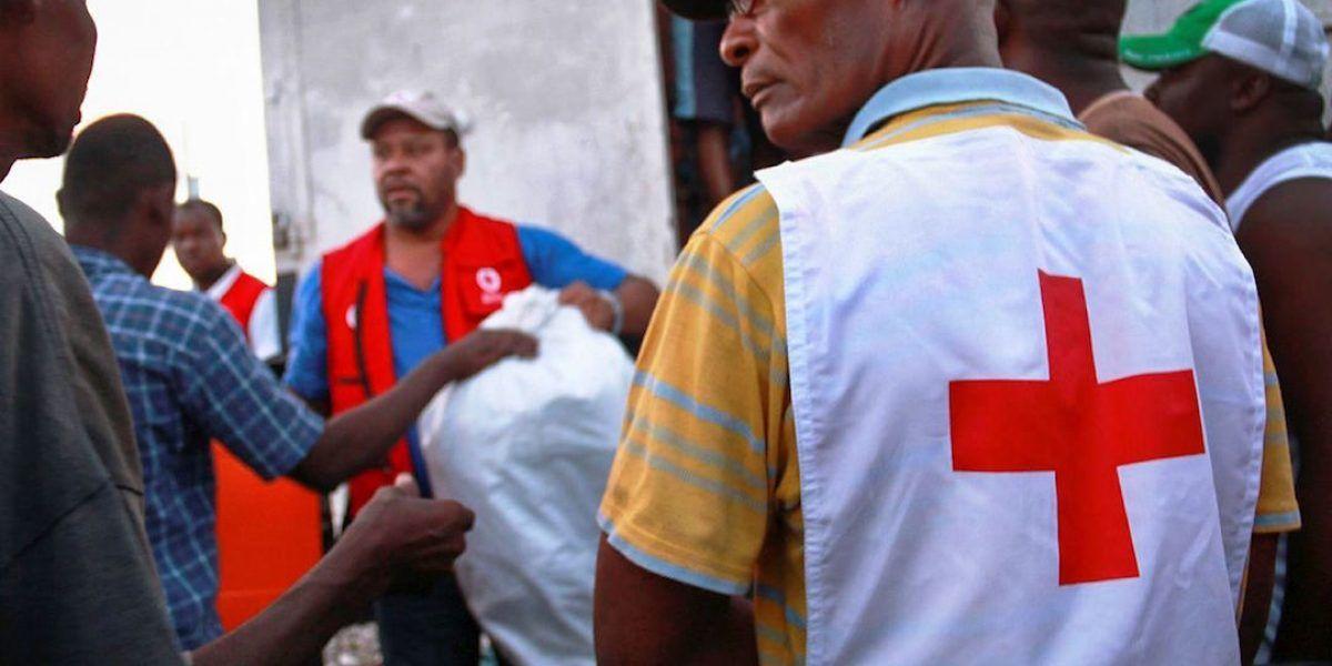 """Cruz Roja Americana advierte que Haití """"necesita ayuda de todos nosotros"""""""