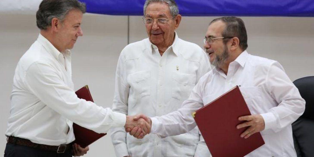 Santos busca impulsar nuevo acuerdo de paz con las FARC