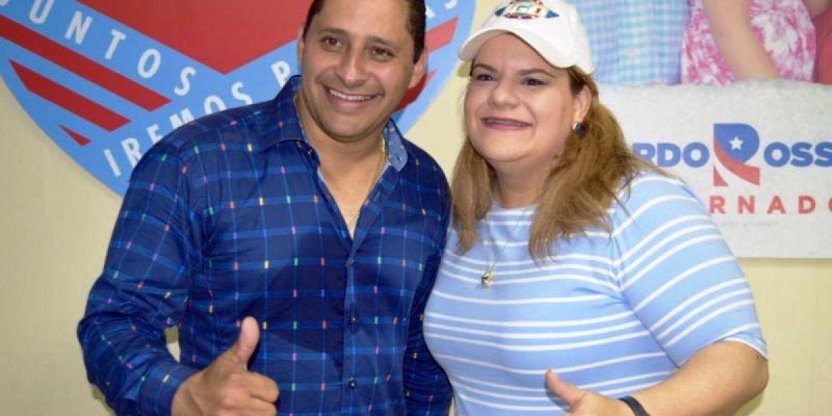 Alcalde arecibeño cierra campaña