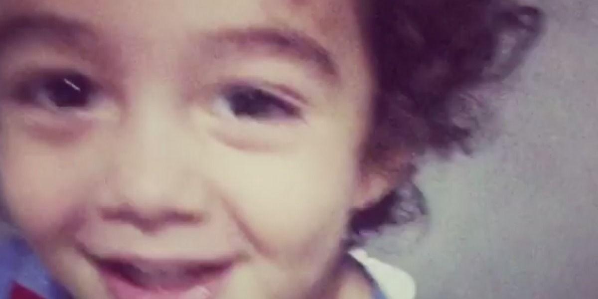 Daniela Droz comparte divertido video de su hijo en el baño