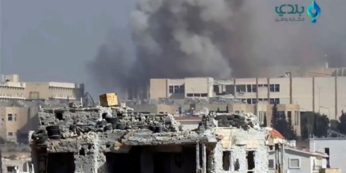 Observatorio: 74 muertos en la ofensiva rebelde en Aleppo