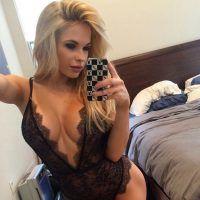 Modelo Playboy demandada por mostrar a mujer desnuda en gimnasio en Snapchat. Imagen Por: Snapchat