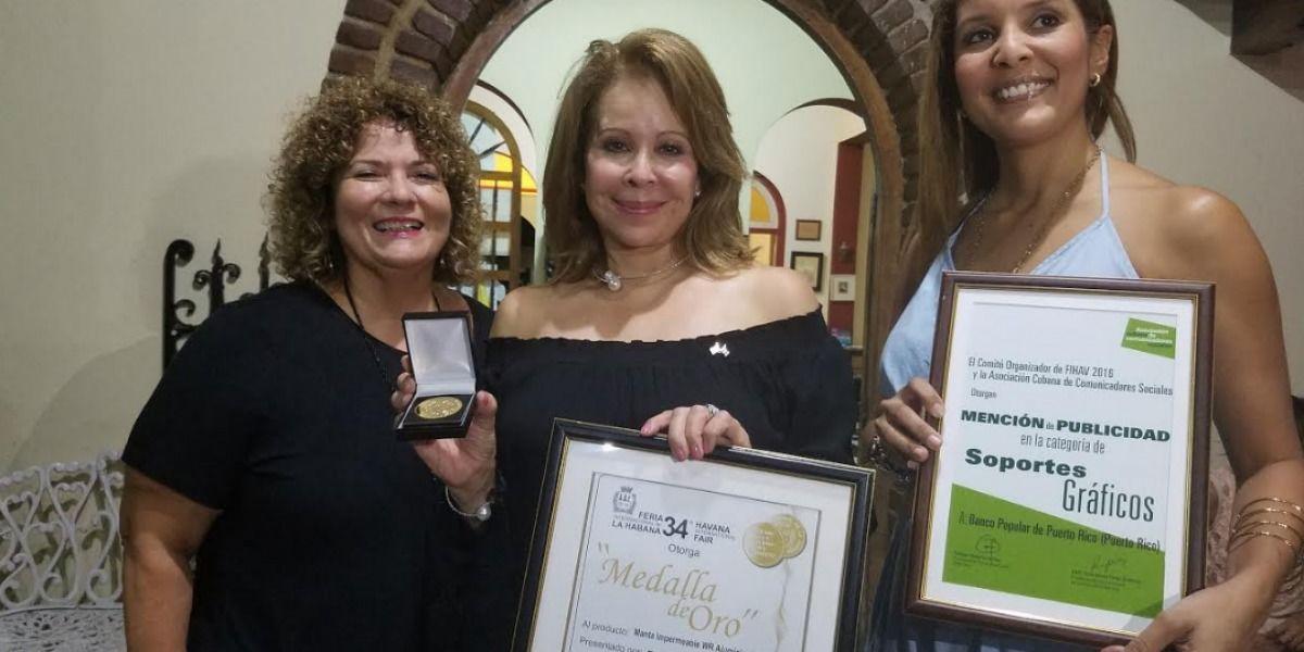 Empresas puertorriqueñas son reconocidas en Feria Internacional de la Habana