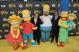 """Tres datos secretos de """"Los Simpson"""". Imagen Por: Getty Images"""