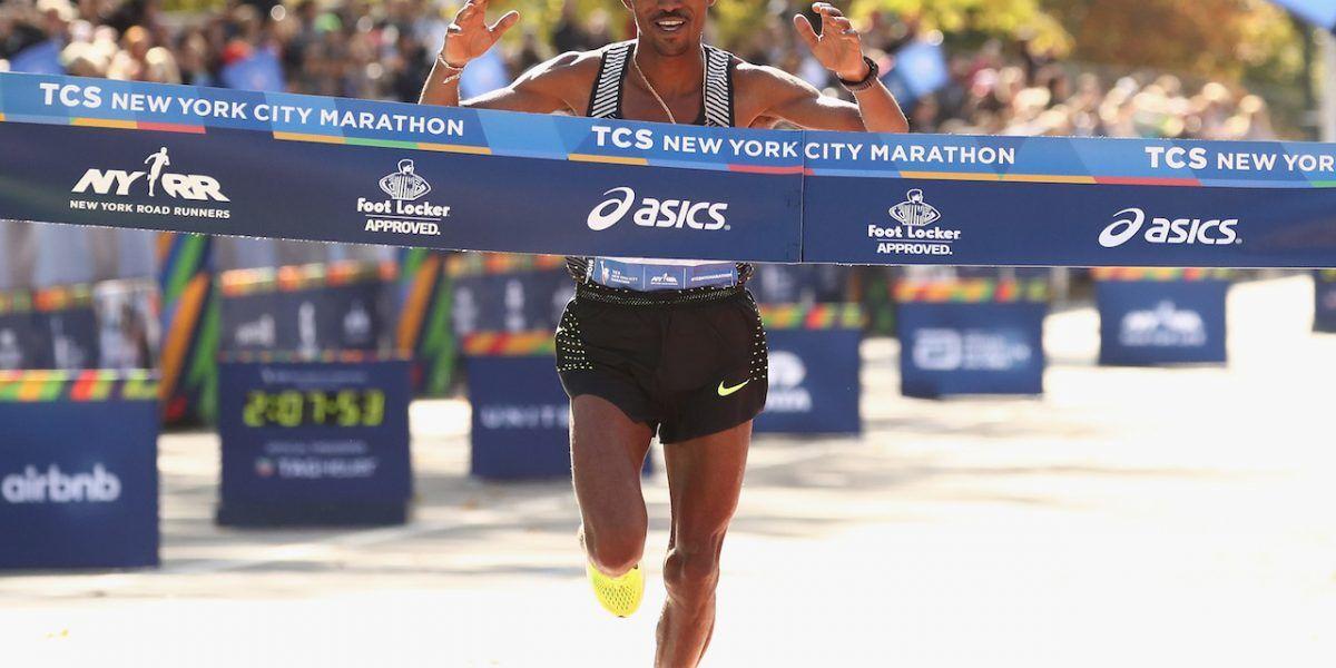Keitany y Ghebreslassie se coronan en el Maratón de Nueva York