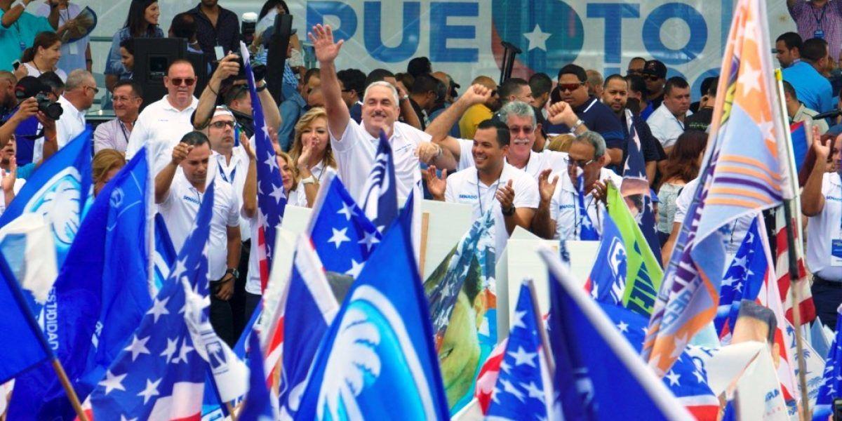 Rivera Schatz exhorta a votar íntegro PNP